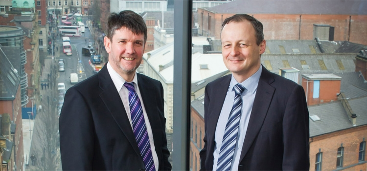 Paul and Jeremy talk to Ambition Magazine about founding the firm and the journey so far