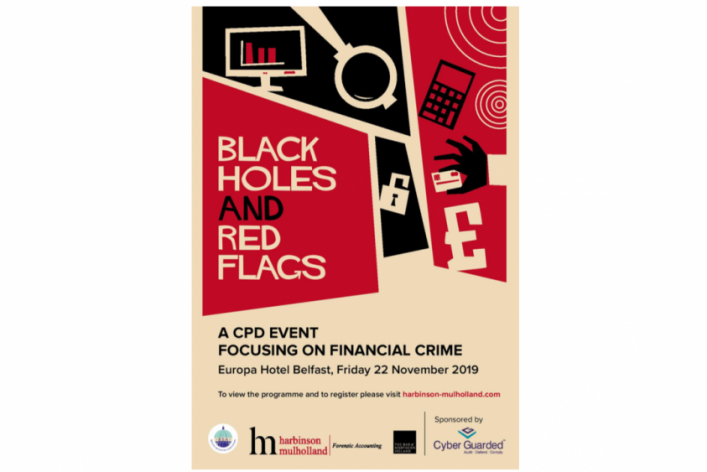 Financial Crime Event 22nd November 2019 at the Europa Hotel Belfast